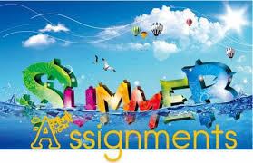 SUMMER ENRICHMENT ASSIGNMENTS (K-12)